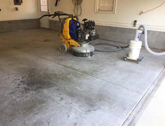 Professional Garage Floor Epoxy